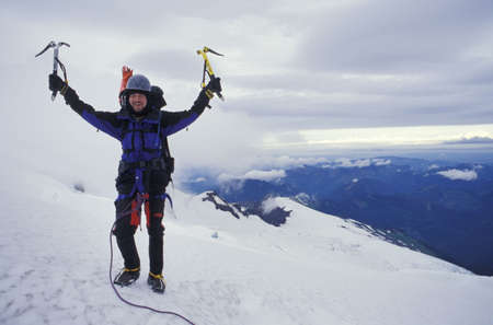 sean: Un alpinista