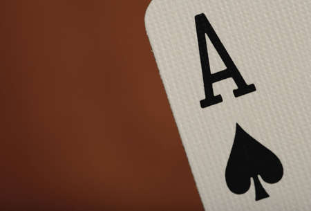 Ace of spades photo