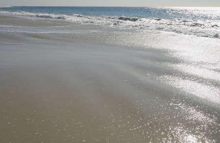 Sea and shore Stock Photo