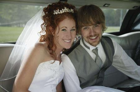 Newlyweds Imagens