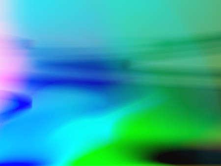 Bright computer generated design photo