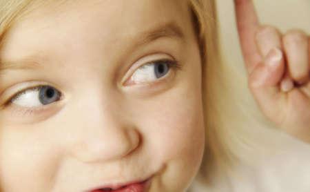 imaginor: Chatty little girl