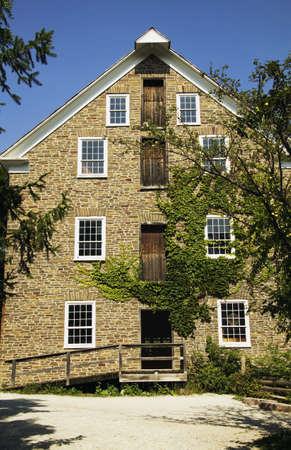 Old Mill, Black Creek Village, Ontario, Canada