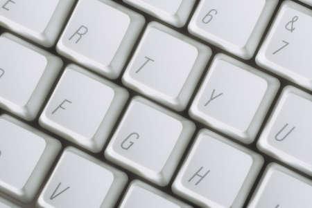 close up of computer keyboard photo