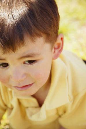 glubish: Young Boy