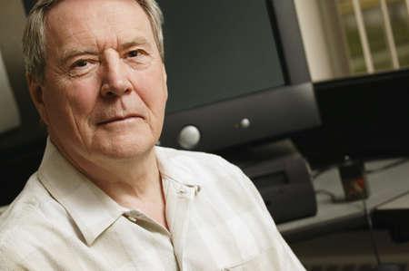 Portrait of a senior businessman Stock Photo - 5656811