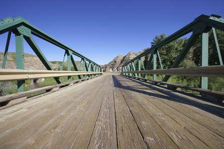 don hammond: Bridge Stock Photo