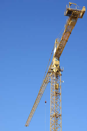 muz: Construction crane