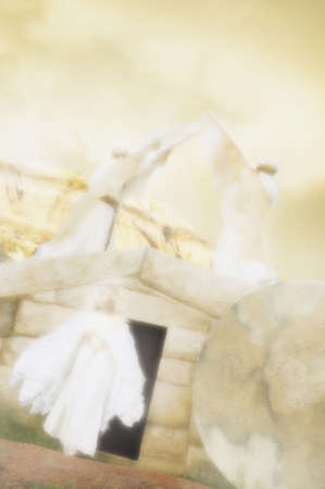 deliverance: Angels at the tomb
