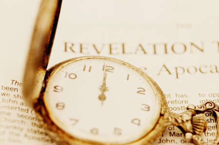 book of revelation: The end times