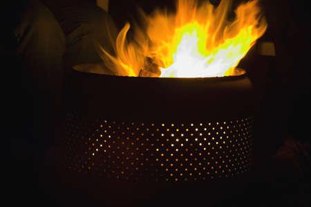 corey hochachka: Fire pit