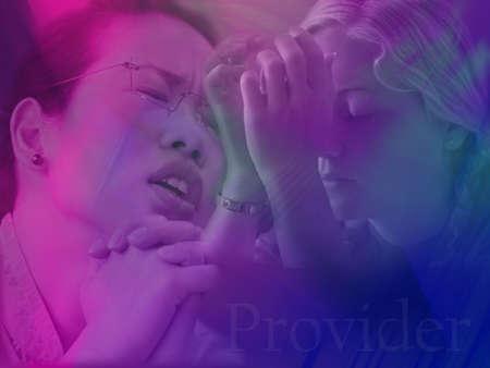 intercession: Women praying