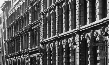 Rows of pillars Stock Photo - 5663341