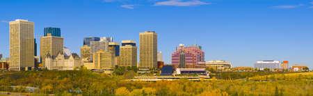 corey hochachka: Edmonton Skyline