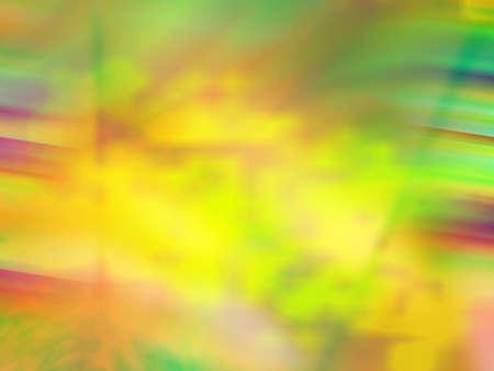 Multicoloured computer generated design