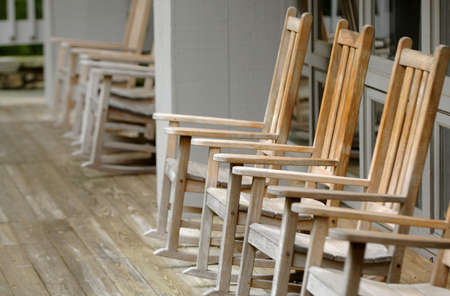 Chairs to spare Stock Photo - 6215857