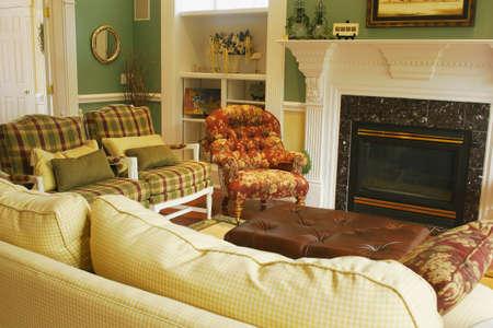 A cozy living room Stock Photo - 5675002