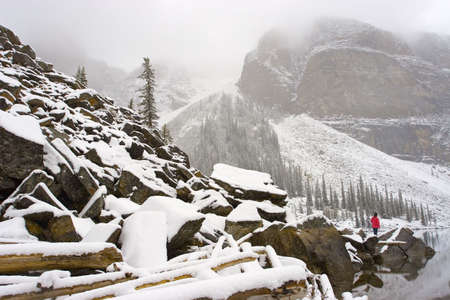 Winter scene Stock Photo - 6215876