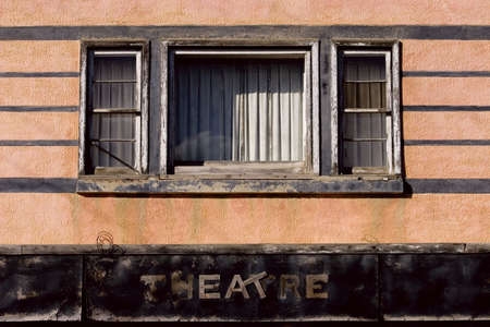 steve nagy: An old theatre building