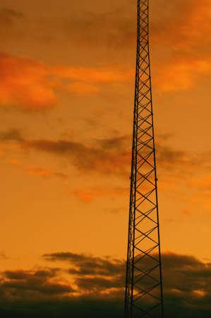 Metal tower