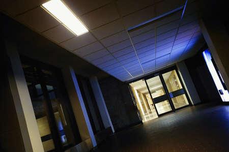 glubish: A hallway