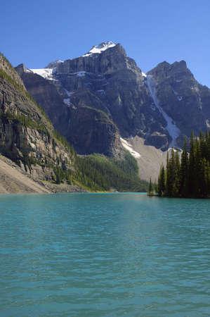 A mountain lake Stock Photo - 5674738