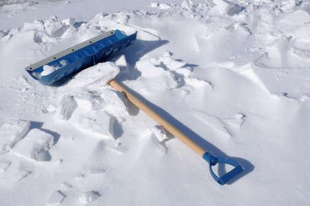 muz: Snow shovel