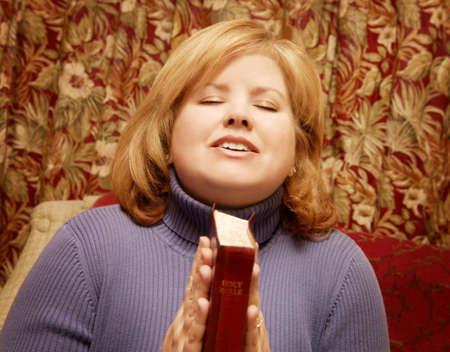 tanasiuk: Woman praying