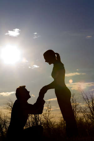 curtis: Proposal silhouette