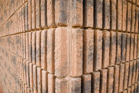brick: Brick wall