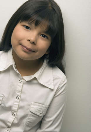 aboriginal: Retrato de una joven