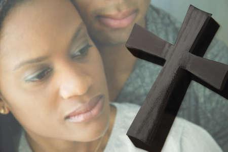 darren greenwood: Woman, cross