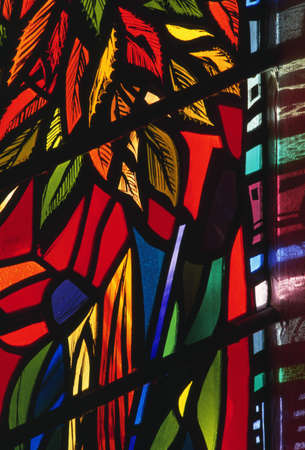 stained glass windows: Stained Glass Editorial