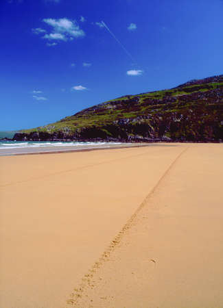 Saldanha Head, Stocker Strand, Inishowen, County Donegal, Ireland Stock Photo - 7188557