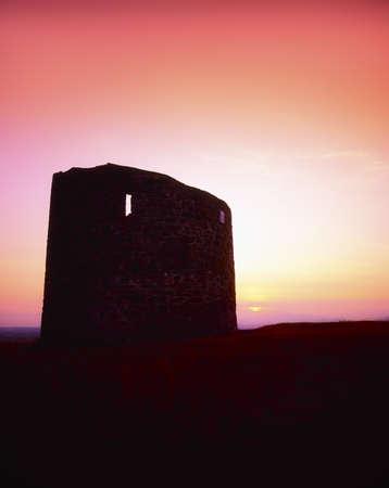 co  meath: Co Wexford, Vinegar Hill Windmill, Enniscorthy, Ireland Stock Photo