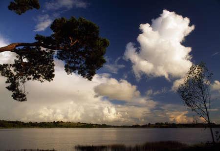 Co Cavan, Lakeshore, Ireland Фото со стока - 7188487
