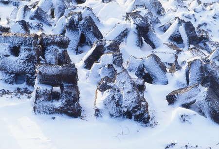 Snow and Turf 版權商用圖片