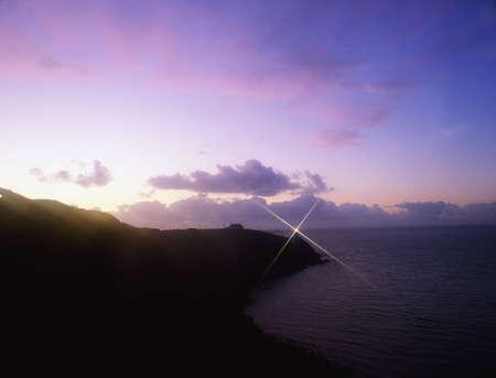 co  meath: Lighthouse, Baily Lighthouse, Howth Harbour, Ireland