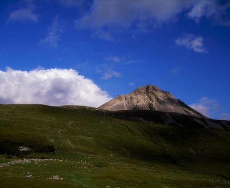 Co Donegal, Errigal Mountain, Ireland Stock Photo - 7188559