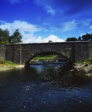 Co Westmeath, Bridge of Finnea site of a Cromwellian Battle, Ireland Stock Photo - 7188595