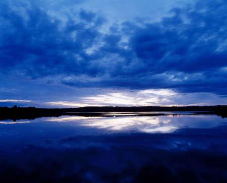 Lower Lough Erne, Co Fermanagh, Ireland Фото со стока - 7188583