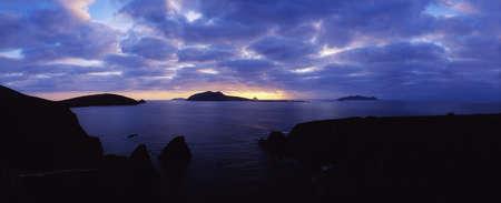 blasket islands: Blasket Islands, Dingle Peninsula, County Kerry, Ireland