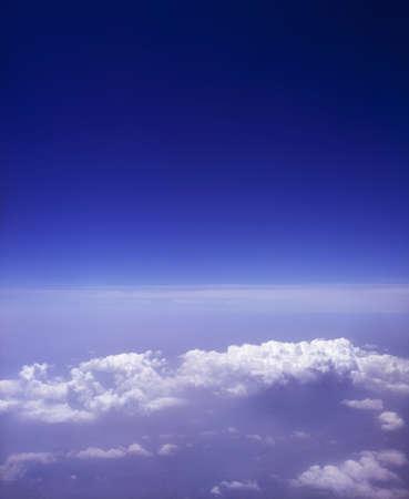 verticals: Clouds Stock Photo