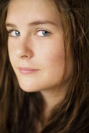 chris: Retrato de una mujer joven