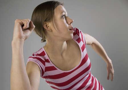 twentysomething: Donna in esecuzione