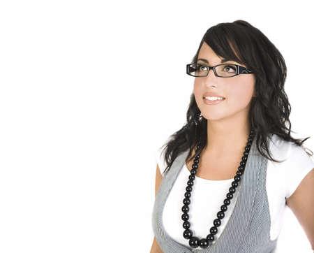 twentysomething: Donna che indossa occhiali