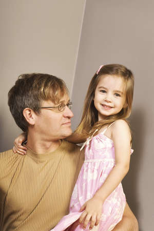 Father and daughter Stock Photo - 7194211