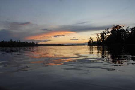 Lake of the Woods, Onta, Canada Stock Photo - 7194808