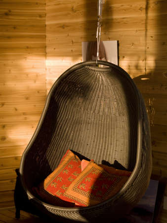 Hanging chair Stock Photo - 7198636