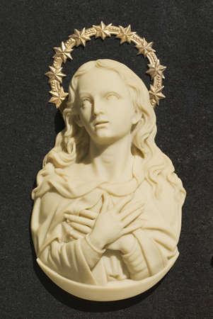 Religious icons in Spanish cemetery Stock Photo - 7193529